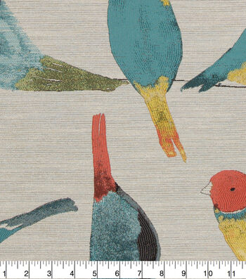 Smc Designs Fabric 56''-Multi Early Birds