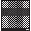 Prima Marketing Sunrise Sunset Designer Stencil Checker 12\u0022 x 12\u0022