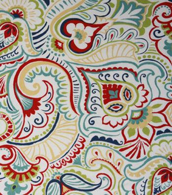 "Home Essentials Print Fabric 45""-Edina Gemstone"