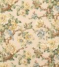 Home Decor 8\u0022x8\u0022 Fabric Swatch-Jaclyn Smith Halo-Peacock