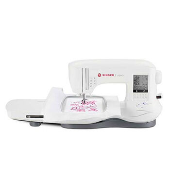 Singer® SE340 Legacy Sewing & Embroidery Machine