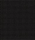 Core\u0027dinations Core Basics Patterned Cardstock 12\u0022X12\u0022-Black Small Dot
