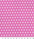 Quilter\u0027s Showcase™ Fabric 44\u0027\u0027-Opera Mauve Geometric