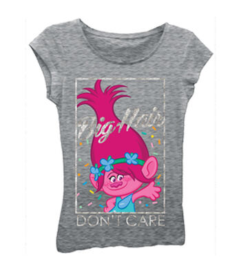 Trolls Big Hair Don't Care T-shirt