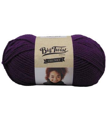 Big Twist Collection Chunky Yarn
