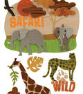 Jolee\u0027s Boutique Dimensional Stickers Safari