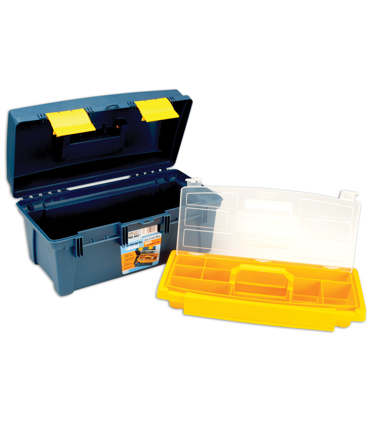 Proart Artist Storage Box  sc 1 st  Joann : art storage boxes - Aboutintivar.Com