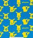 Pokemon Fleece Fabric 60\u0022-Pikachu
