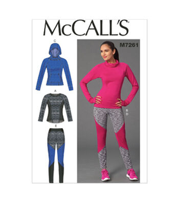 McCall's Misses Casual-M7261