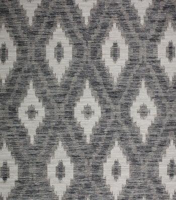 "Home Decor Print Fabric 54""-Exuberant Silver"