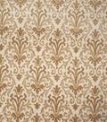 Home Decor 8\u0022x8\u0022 Fabric Swatch-Jaclyn Smith Cider  Fresh Gold