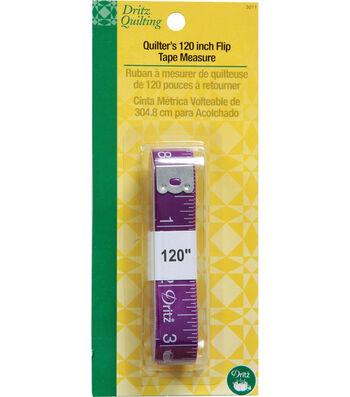 Quilters 120 In Flip Tape Measure