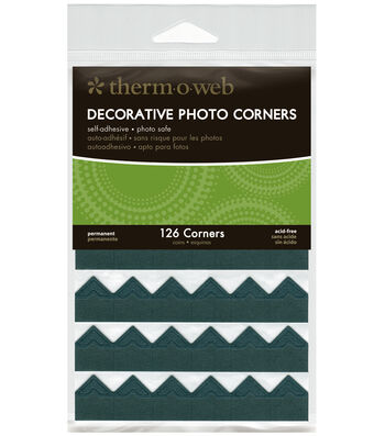 Therm-o-web Decorative Photo Corners