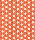 Home Decor 8\u0022x8\u0022 Swatch Fabric-Waverly SNS Shoji Tiger Lily