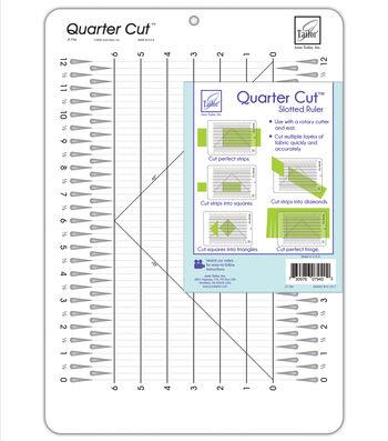 June Tailor Quarter Cut