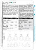 Mccall Pattern V8636 8-10-12-14-Vogue Pattern