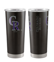 Colorado Rockies 20 oz Insulated Stainless Steel Tumbler, , hi-res