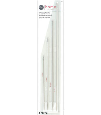 Prym Dritz Home Long Straight Upholstery Hand Needles
