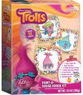 Dreamworks Trolls Paint-A-Sugar Cookie Kit