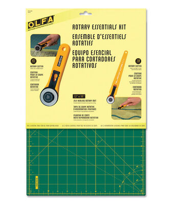 Olfa® Rotary Essentials Kit