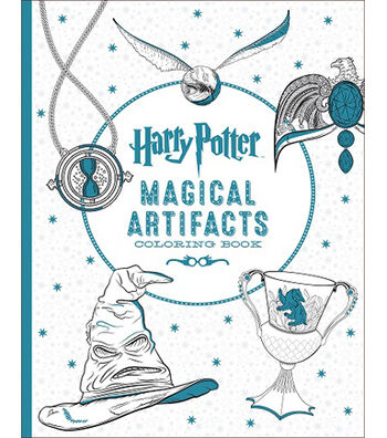 Harry Potter™ Magical Artifacts Coloring Book