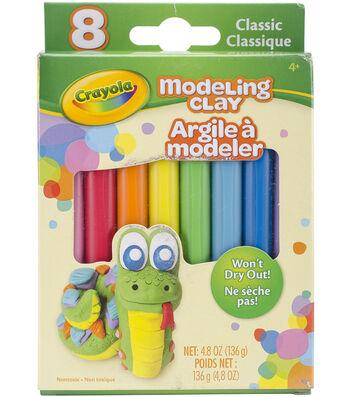 Crayola® 8pcs Modeling Clay