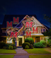 University of Maryland Team Pride Light Projector, , hi-res