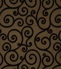 Home Decor 8\u0022x8\u0022 Fabric Swatch-Jaclyn Smith Rooftoppecan