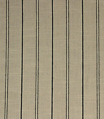 "Richloom Studio Print Fabric 56""-Charge/Raven"