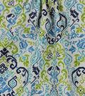 Solarium Outdoor Fabric 54\u0027\u0027-Agapanthus Curarcao