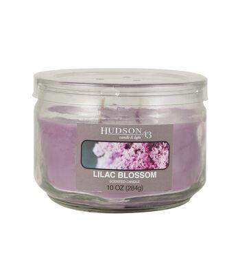 Hudson 43™ Candle & Light Collection 10oz  Value Jar Lilac Blossom