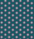 Quilter\u0027s Showcase™ Cotton Fabric 44\u0022-Grape Gray Linear Ditsy Floral