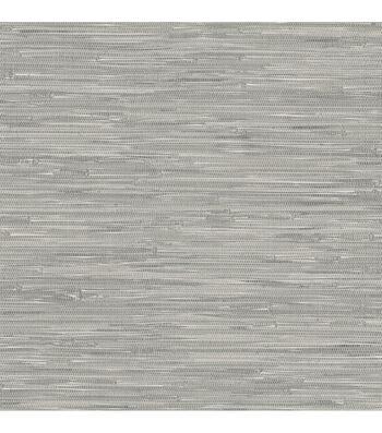 WallPops® NuWallpaper™ Tibetan Grasscloth Peel and Stick Wallpaper