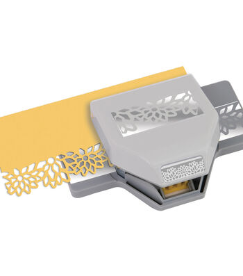 EK Success Slim Paper Punch Diamond Flowers Large