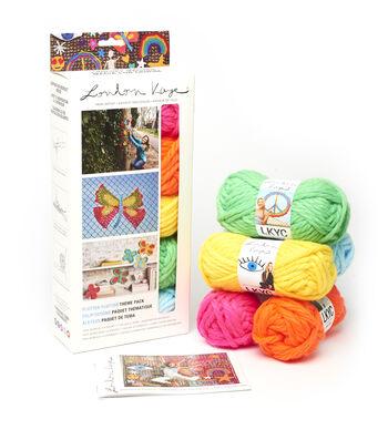 London Kaye Yarn Theme Packs