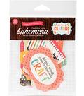 I\u0027d Rather Be Crafting Ephemera 33 pk Cardstock Die-Cuts-Frames & Tags