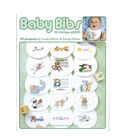 Baby Bibs To Cross-Stitch