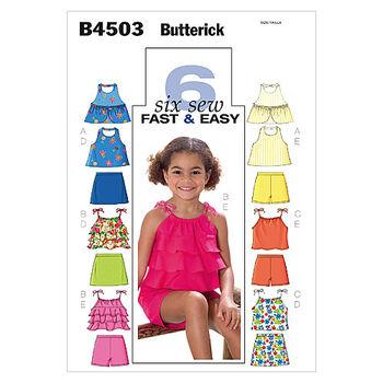 Butterick Child Casual-B4503