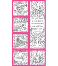 Coloring Bookmarks-Sweet Shoppe