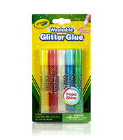 Crayola Super Sparkle Washable Glitter Glue, , hi-res