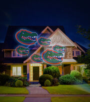 University of Florida Gators Team Pride Light, , hi-res