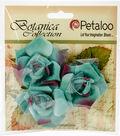 Botanica Fairy Rose Buds 1.7\u0022-Blue/Green