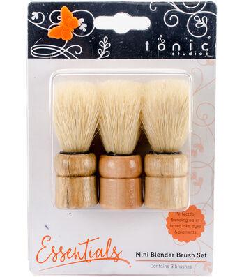 Tonic Studios Mini Blending Brush Set 3 Pack