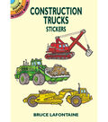 Construction Truck Stickers