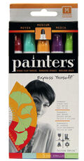 Elmers Painters Eastern Empire 5 Pk