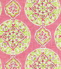 Dena Home Print Fabric 54\u0022-Mirage Medallion/Petal
