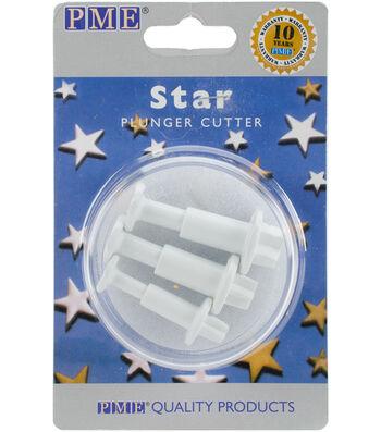 Plunger Cutters 3pk-Star