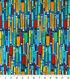 Novelty Cotton Fabric 43\u0022-Pencils
