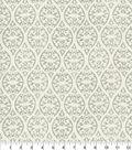 Waverly Upholstery Fabric 54\u0027\u0027-Ulla Platinum