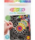 Colorave Scraffiti Mandala